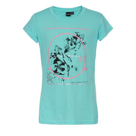 Icepeak Tasha T-Shirt Girls emerald